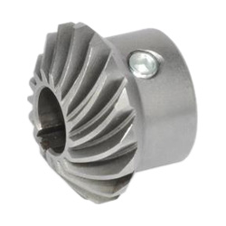 Bevel gear wheels for linear actuators/ transfer units
