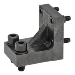 Bracket / double post bracket accessories for pneumatic fastening clamps