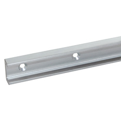 Cam roller linear guide rails