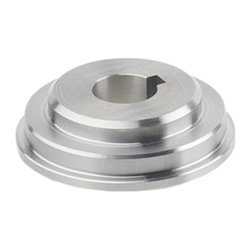 Collar bushings for GN 264, Steel