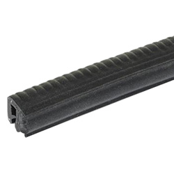 Edge protection seal profiles
