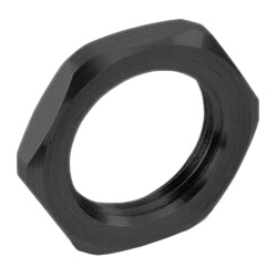 Flat hexagon nuts, Steel