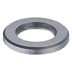 Heavy duty washers, low type