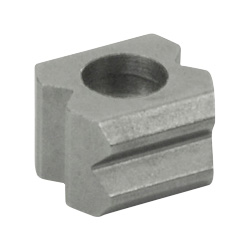 Indent blocks for spring plungers