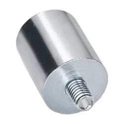 Retaining magnets with stud 52.4-AN-25-M6-E