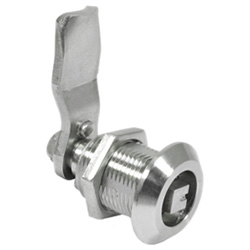 Rotary clamping latches, Stainless Steel