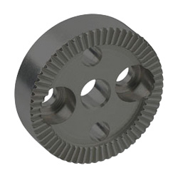 Serrated locking plates, Sintered Steel