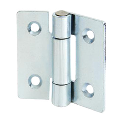 Sheet metal hinges