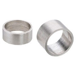 Stainless Steel-Distance bushings, for indexing plungers