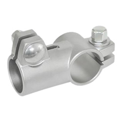 Stainless Steel-T-angle connector clamps