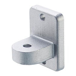 Swivel clamp connector bases