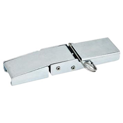 Toggle latches, Steel