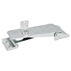 Toggle latches, Steel, Stainless Steel