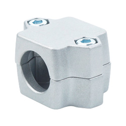 Tube connector joints, Aluminium