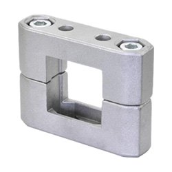 Tube supports, Aluminium