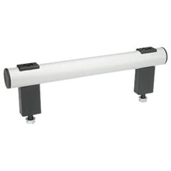 Tubular handles, Tube Aluminium or Stainless Steel