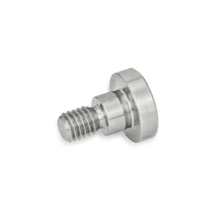 Stainless Steel-Cylinder head shoulder bolts (GN 732.1)