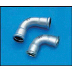Press Molco Joint 90° Compact Elbow for Stainless Steel Pipes