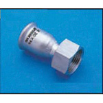 Press Molco Joint Union Socket for Stainless Steel Pipes
