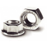 BUMAX8.8 Retaining ring Nut (with Pilot)