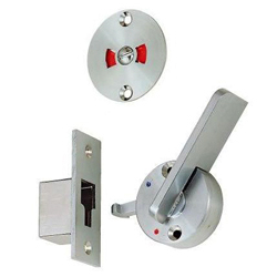 Lever Sliding Door Indication Lock 1615