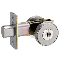 Simple Cylinder Deadbolt Lock 209