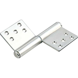 127 Surface Mounted Flag Hinge