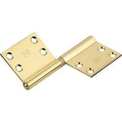 195K Dual Purpose Surface Mounted Flag Hinge