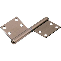 195KM Dual Purpose Surface Mounted Flag Hinge