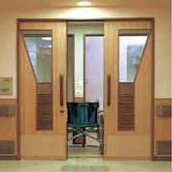 789AK Air Move Semi-Automatic Interlocking Sliding Hanging Door System (Inclined Rail)