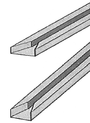 Snap-in Guide Rails