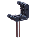 Kinematic Groove Type Mirror Holder