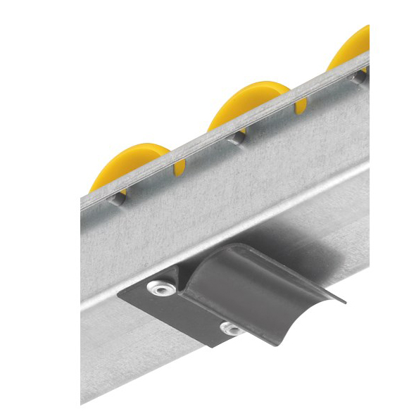Sliding spring clip for roller rail type Mini / Normal