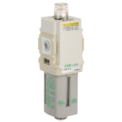 Modular Type Lubricator, Standard, White Series