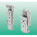 Linear Slide Cylinder LCR Series with Complex Function
