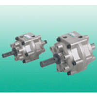 Small Therex Rotary Vane Type, RV3 Series
