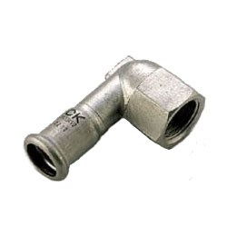 Press for Stainless Steel Pipe - SUS Press Water Faucet Elbow (Short)