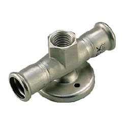 Stainless Steel Tube with A Press Fitting SUS Press Spot for water Faucet Teaming