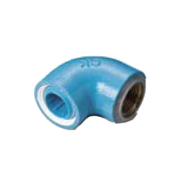 Preseal Core Joint, Insulation Type, for Device Connection (Fitting for Prevention of Contact Between Dissimilar Metals), Z Series, Faucet Z, Back washer Based water Faucet Elbow