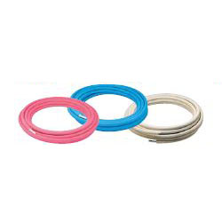 Multi 1 Aluminum 3-Layer Pipe System - Pipe with Insulation (Pink)