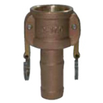 Arm Locking Coupling, Type-C, Hose Shank Coupler