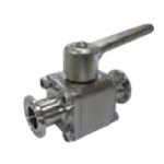 Stainless Steel Valve - CSM Sanitary Mini Ball Valve
