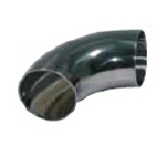 Sanitary Fitting Welded Part EL-W Welded 90° Elbow