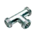 Sanitary Fitting, Union Components, TE-M Screw Tees