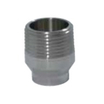 Sanitary Fitting, Special Part, WA-R, weld Male Screw Adapter