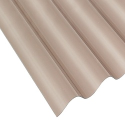 Heat Cut Polycarbonate (Corrugated Sheet)