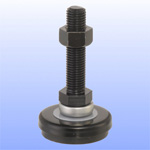 Adjuster with Bottom Part Rubber for Light Vibration-Proofing (Thrust Bearing Equipped) WD-A III /WD-B III