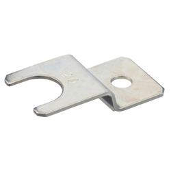 Plate for Adjuster Leg Stopping Bracket D-H/W Types