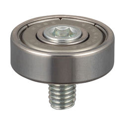 Bearing with Bolt Steel-Made Hex Groove