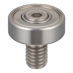 Stainless Steel Ball Bearings with Bolts Hex Groove